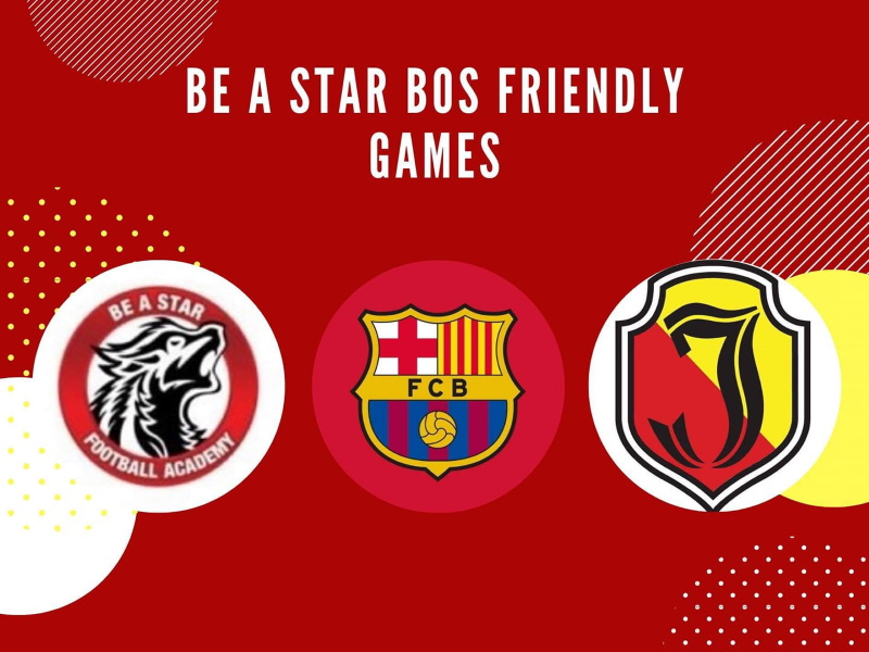 Be a Star BOS Friendly Games